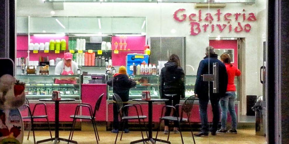 Panoramia vetrate per gelaterie