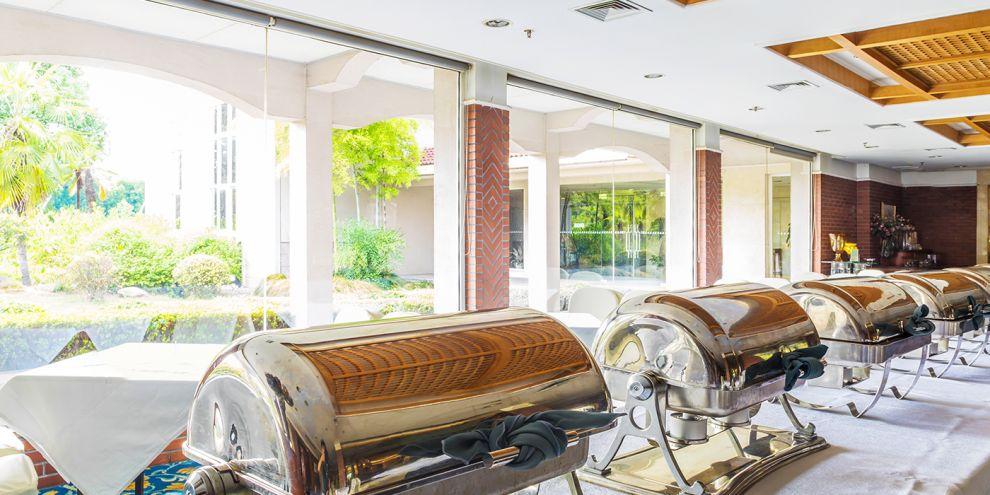 Panoramia vetrate per locale ristorante 1