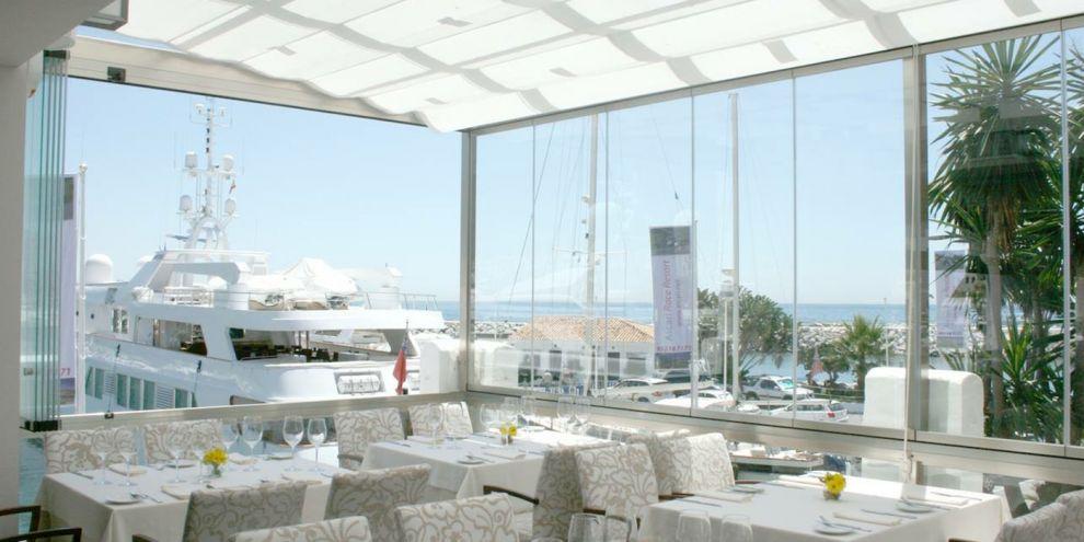 Panoramia vetrate per locale ristorante 4